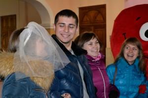«Шлюб на 24 години» або День Св. Валентина в режимі ON-LINE