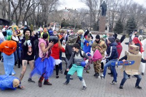 «Harlem Shake» по–бердянськи