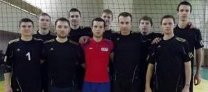 Перемога університетських волейболістів