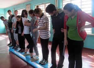 Тренінг командоутворення у БЕГК БДПУ