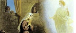 Сьогодні – Благовіщення Пресвятої Богородиці