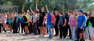 Спорт і молодість переможуть!