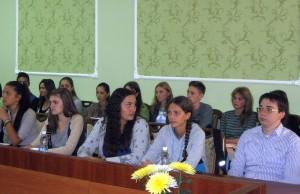 «Мова і соціум: етнокультурний аспект» –