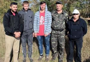 Із Дмитрівки – в Партизани