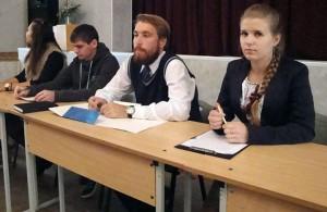 Артем Воробйов – голова Студентської Ради БДПУ!