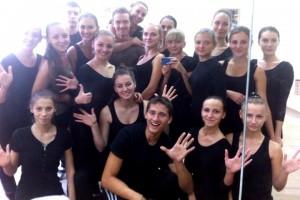 Цікаве поповнення в родині хореографів БДПУ