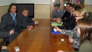 Представництво ЄС в Україні: діалог із Бердянськом