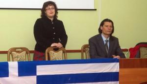 Свято Греції в університеті