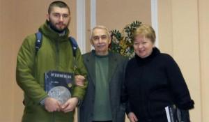 Наш Арсеній Голик – один із авторів журналу