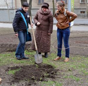 Журналісти-садівники з БДПУ