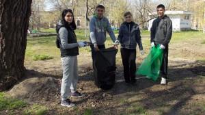 Наші, університетські «чистьохи»