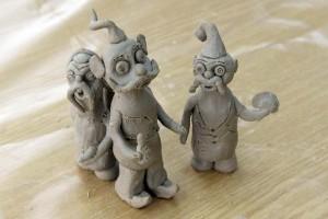 Цікаві хвилини «Чарівної глини»