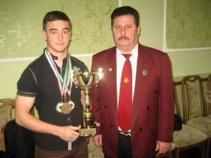 Із Угорщини – з медалями