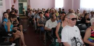 Перша дейзі-бібліотека в Україні