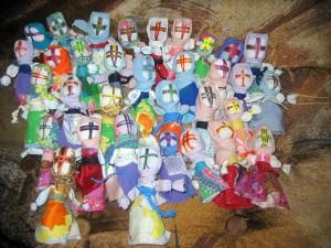Такі сердечні ляльки-мотанки