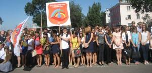 Урочиста посвята в студенти БДПУ-2015