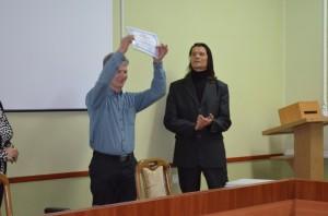 Почесні звання двох професорів