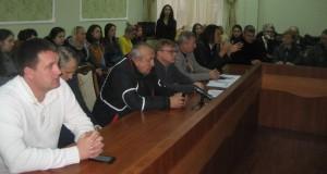 Із університетських урочистих зборів з нагоди Дня Гідності і Свободи