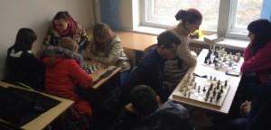 Шах і мат: спартакіаду з шахів відкрито!