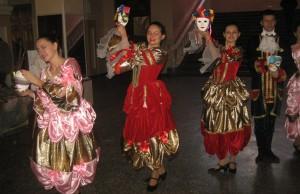 Виставка «Світ краси» до Міжнародного Дня студента