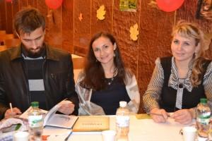 Студенти-журналісти вшановували пані Осінь