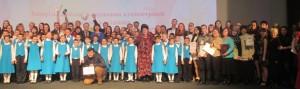 Подяка «Школі волонтерів» кафедри соціальної педагогіки від Запорізької облдержадміністрації
