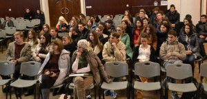 ХІІ Міжнародний мандрівний фестиваль документального кіно про права людини розпочав Тиждень права