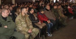 Воїнам-захисникам і волонтерам вдячність і повага!