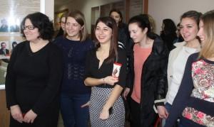 Свято наблизилось й до Інституту філології та соціальних комунікацій БДПУ
