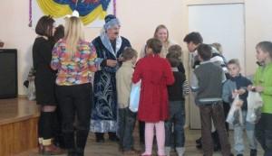 Святий Миколай іде – щастя й радість всім несе