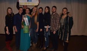 """Дар'я Калюжна – """"Міс Студентський лідер""""!"""