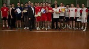 Здобутки студентів-волейболістів