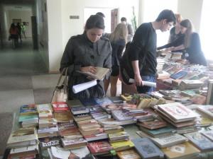 Книжковий ярмарок відбувся!