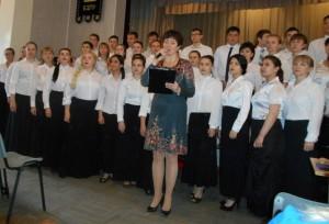 Україна – в пісні, танці, красі…