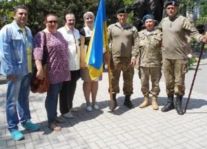 Заради спокою в Бердянську, миру в Україні!