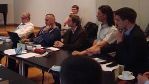 Презентація в Бухаресті діяльності Науково-дослідного інституту Історичної урбаністики