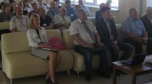 Наші на Міжнародному форумі економістів у Бердянську