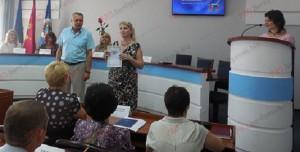 Подяка – нашій Анетті Омельченко