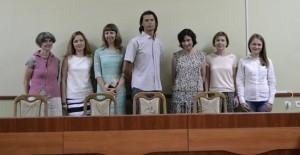 В БДПУ презентували «Культурну мапу Бердянська»
