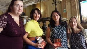 Бердянські літературознавці на Форумі видавців-2016