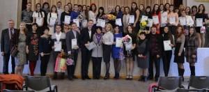 Юлія Хаматгораєва – «Кращий студент – 2016»!