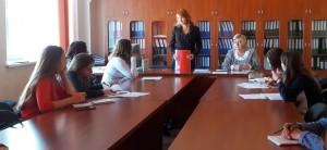 Учнівське (студентське) самоврядування в економіко-гуманітарному коледжі БДПУ