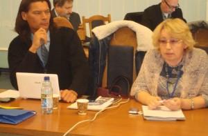 Зустріч членів консорціуму проекту ЕРАЗМУС+ у Чернівцях