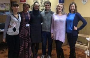 Прем'єра форум-вистави від соціальних педагогів