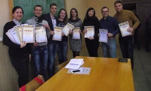 Нагородили активістів