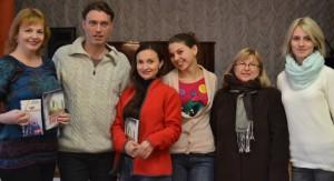 Валентин Терлецький: «Книга – це як дитина, це ціле життя, велика боротьба»