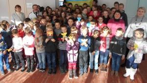 «Нашоатлантівці» БДПУ – у троїцьких школярів