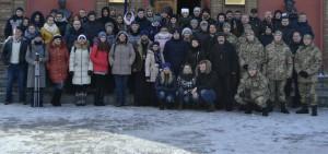 У Бердянську – Четвертий Потяг Єднання України «Труханівська Січ»