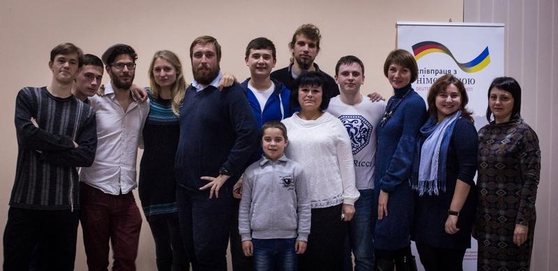 PV Berdyansk-Презентація проекту Партисипативне відео