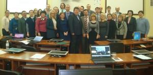 Київська зустріч Еразмус+ проекту QUAERE